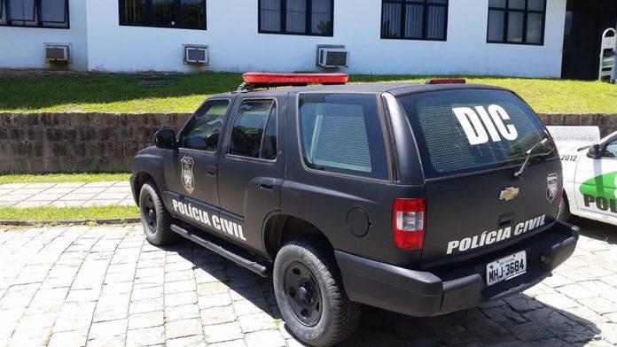 Acusado de homicídio é preso em Ituporanga
