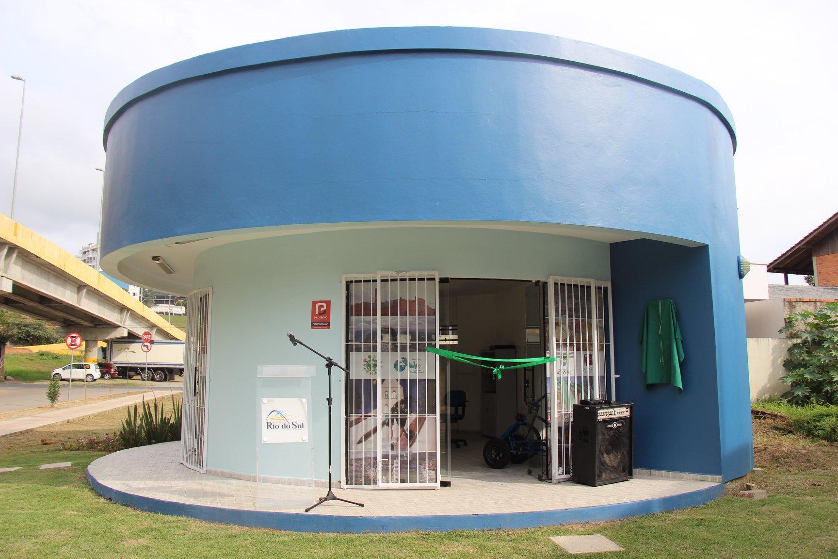 Administração de Rio do Sul inaugura um novo espaço voltado à segurança