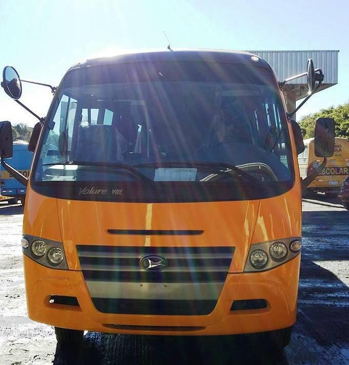 Administração de Vidal Ramos finaliza tramites legais para entrega de novos ônibus para o transporte escolar