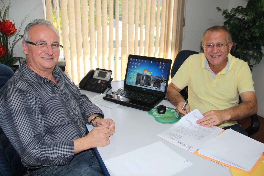 ADR assina convênios com o município de Ituporanga que somam R$ 100 mil