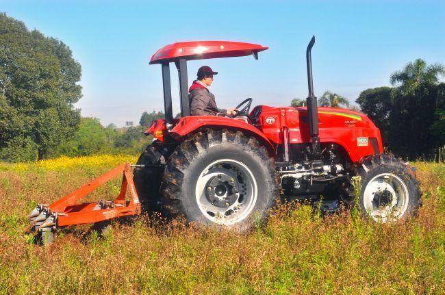 Agricultor pode resgatar ICMS de máquinas e equipamentos