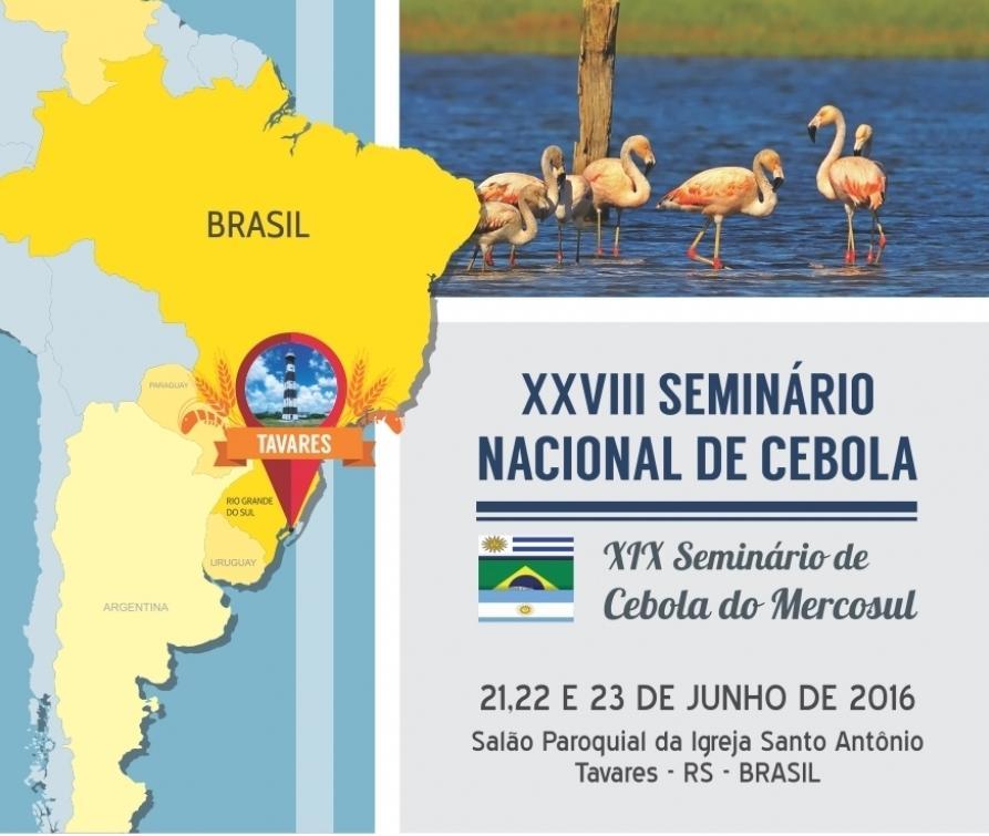 Agricultores da Região da Cebola se preparam para participar do Seminário Nacional da Cebola