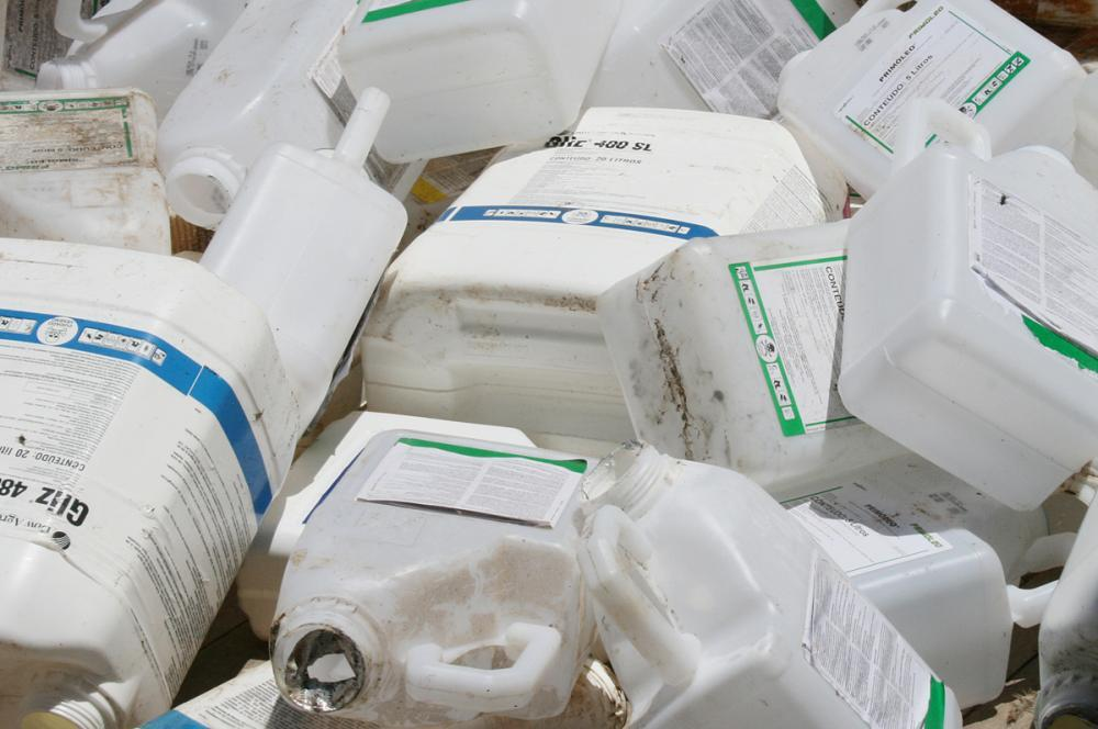 Agricultores de Vidal Ramos participam da campanha Descarte no Lugar Certo e destinam milhares de embalagens de agrotóxicos