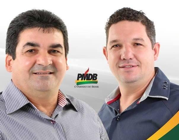 """Alfonso Maria Souza """"Fumo"""" (PMDB) venceu as eleições em Aurora e vai retornar a partir de janeiro de 2017 para a administração do município"""