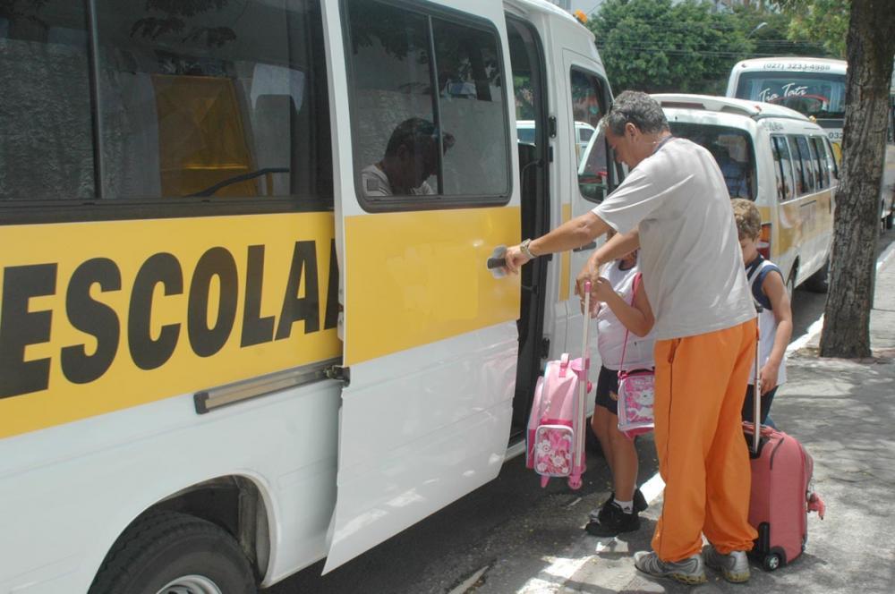 Alfredo Wagner desenvolve campanha de conscientização para o transporte escolar