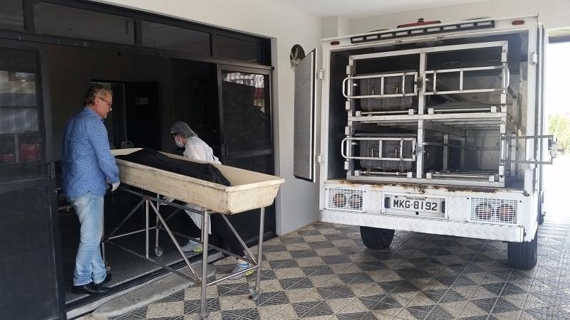 Alto Vale vive impasse com trabalho do Instituto Médico Legal, em Rio do Sul