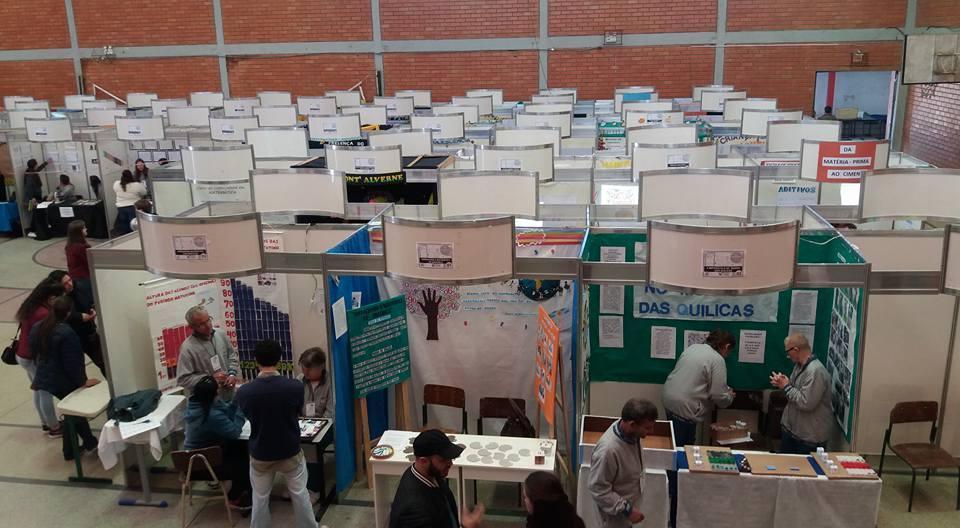 Alunos classificados na Femacri representam a Regional de Ituporanga na Feira Estadual de Matemática
