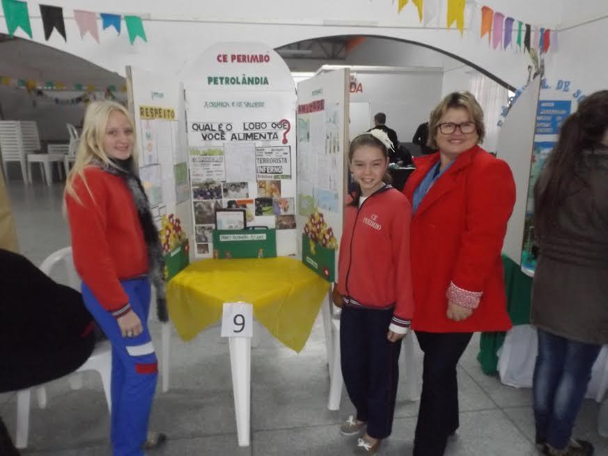 Alunos de Petrolândia classificam trabalhos para Mostra Regional do Programa Verde é Vida