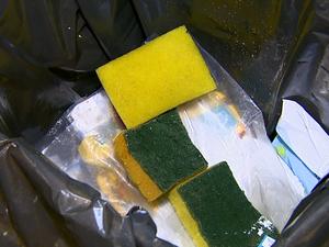 Apae de Ituporanga participa do programa de reciclagem de esponjas