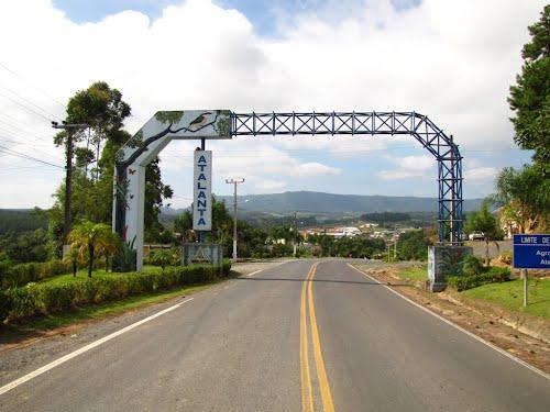 Atalanta está entre os onze municípios que vão receber financiamento