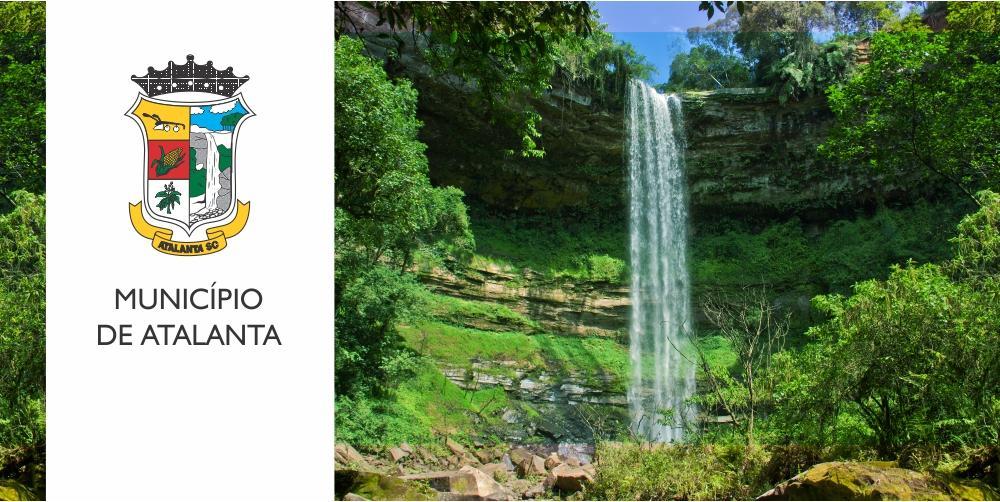 Atalanta revitaliza paisagismo e realiza plantio de árvores nativas no centro da cidade