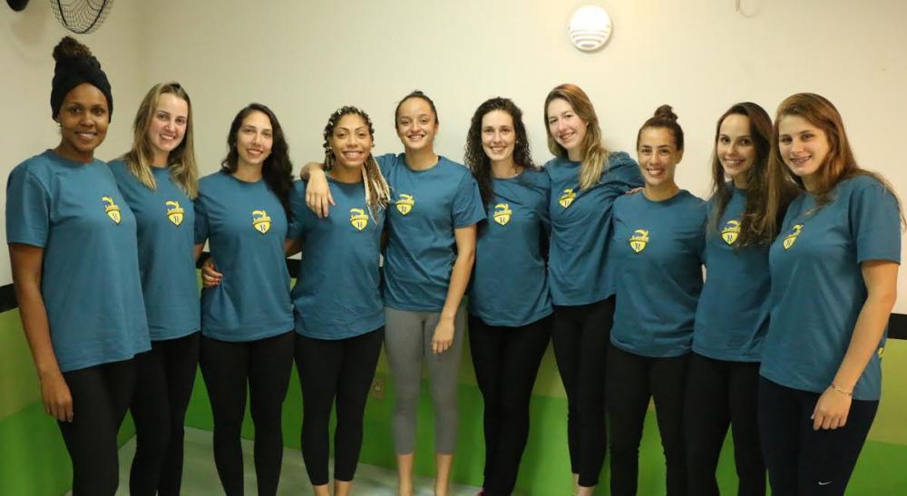 Atletas de Rio do Sul iniciam atividades para a temporada