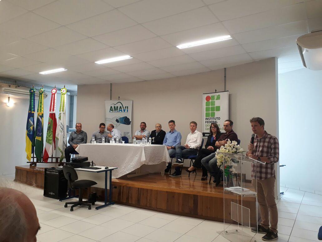Audiência Pública em prol da BR-470 é realizada em Rio do Sul