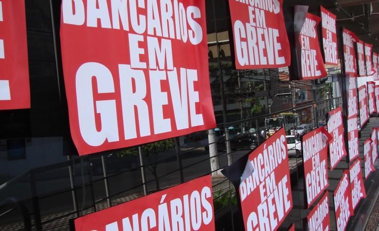 Aumenta o número de agências bancárias do Alto Vale que aderiram à greve nacional