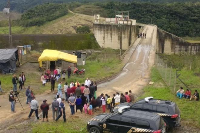 Barragem de José Boiteux é liberada após reunião com comunidade indígena