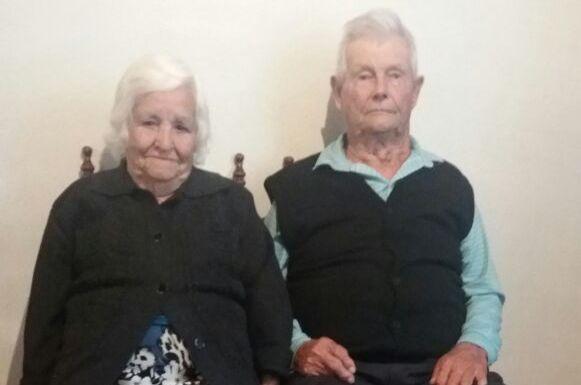 Bodas de Vinho: Casal de Ituporanga completa 70 anos de casados