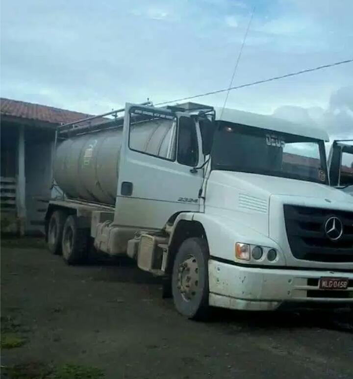 Caminhoneiro é assaltado e tem caminhão roubado no Alto Vale