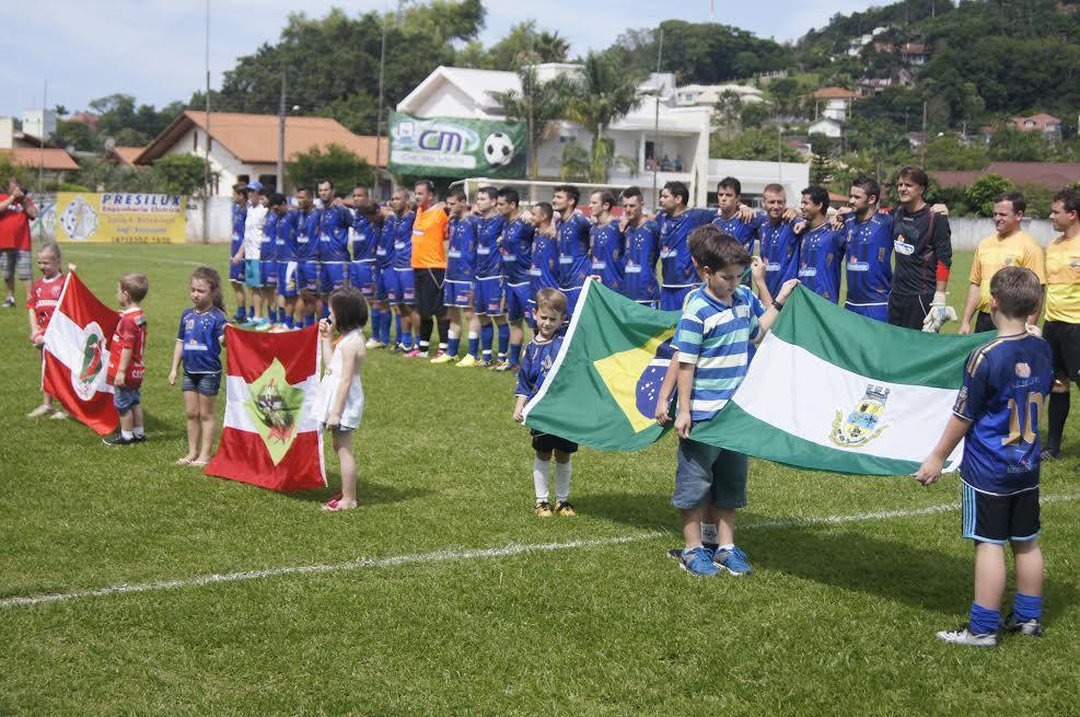 Campeonato da Liga Riosulense de Futebol começa sábado