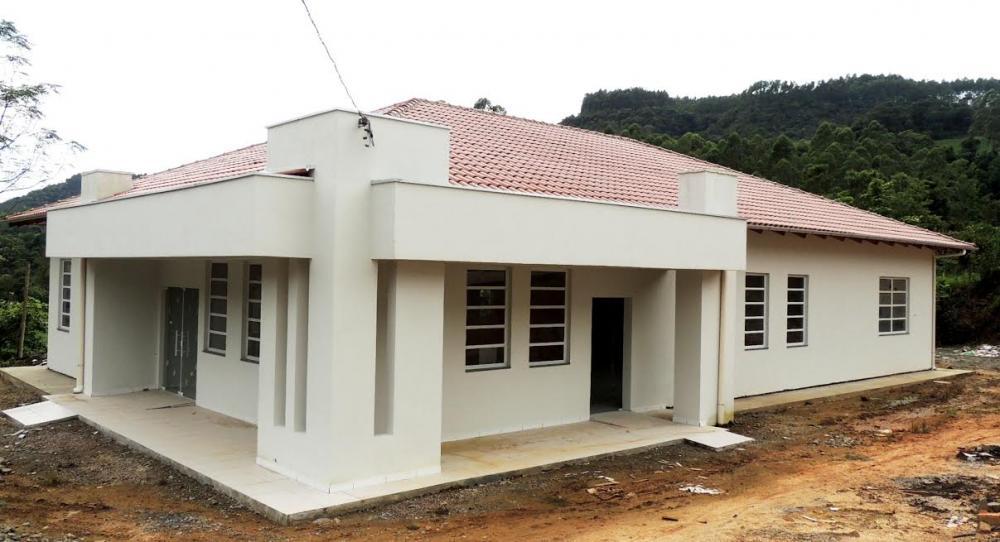 Centro Multiuso será inaugurado na comunidade de Três Barras em Ituporanga