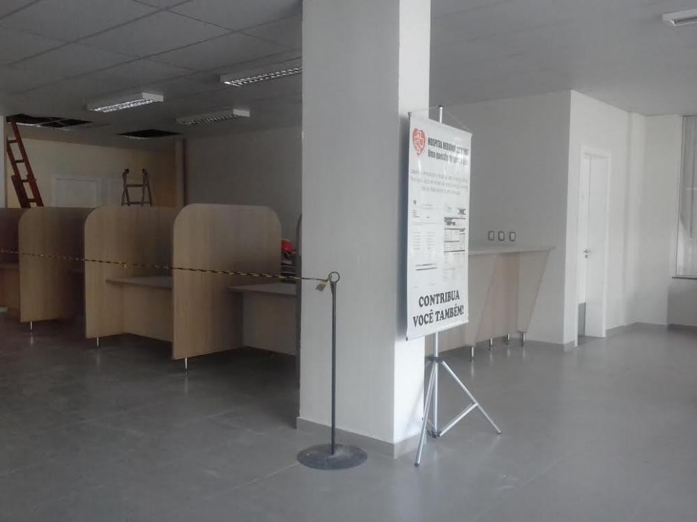 Centro Oncológico do Hospital Regional Alto Vale em Rio do Sul deve ser inaugurado no primeiro semestre de 2017