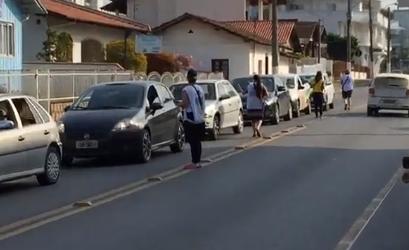 Cerene arrecada mais de R$ 13 mil em pedágio realizado em Ituporanga