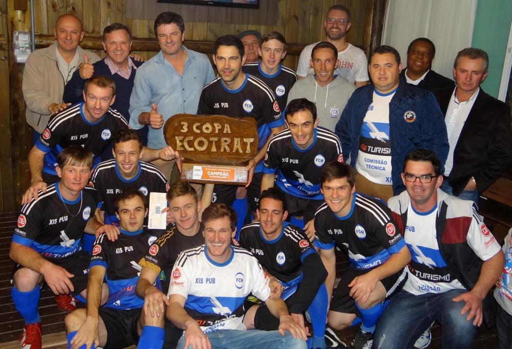 Cerro Negro é Bi-Campeão da 3ª Copa da Integração do CT Deonas