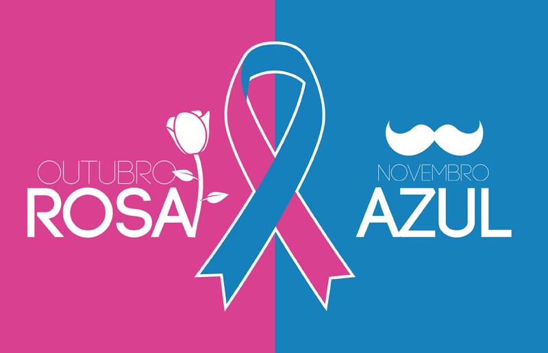 Chapadão do Lageado promove campanha de prevenção contra o câncer de mama e próstata