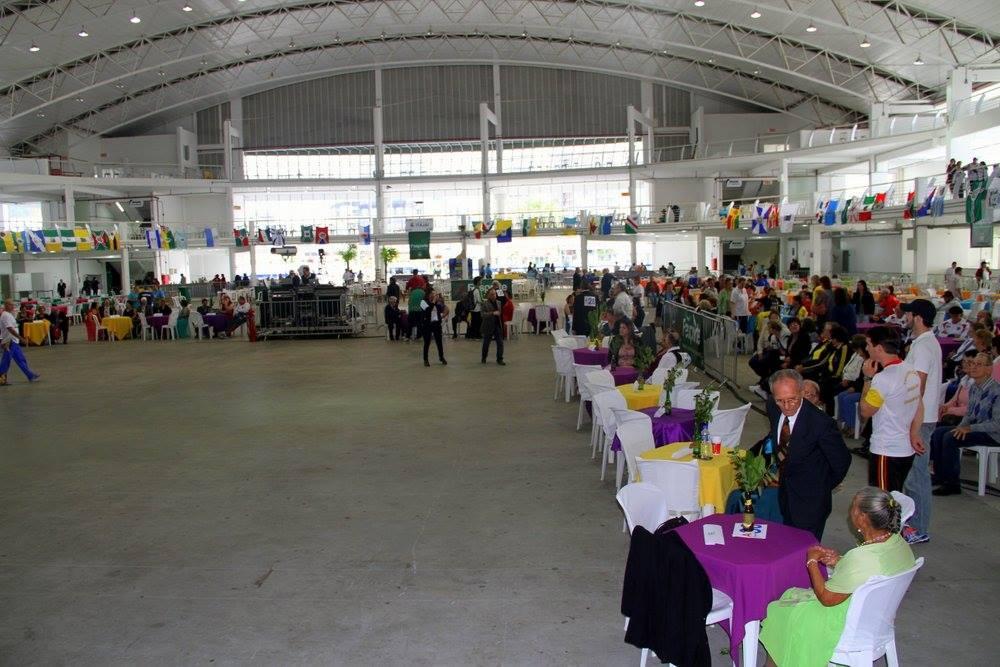 Cidades da Regional de Ituporanga participam dos Jogos Abertos da Terceira Idade