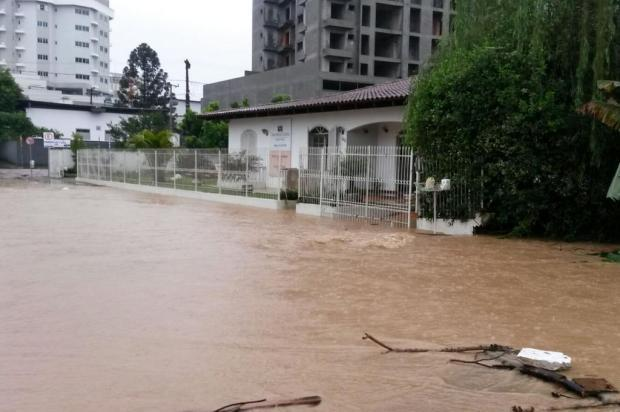 Cidades do Alto Vale são prejudicadas pelas chuvas nesta quinta-feira