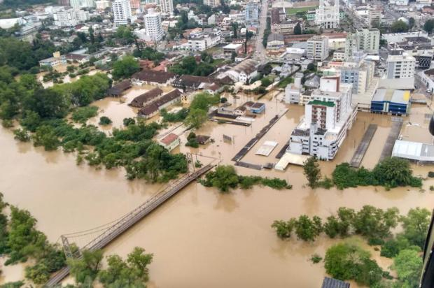 Cidades do Vale fazem balanço preliminar dos danos causados pela chuva