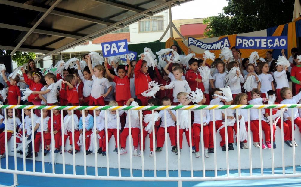 Com apresentações no centro da cidade, Ituporanga dá inicio a programação da Semana da Pátria