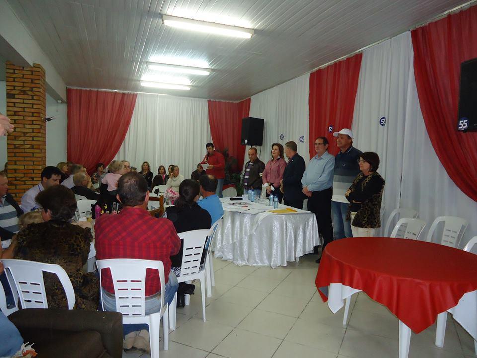 Com os olhos voltados para as eleições municipais de 2016 PSD de Ituporanga faz reunião para confirmar novas filiações