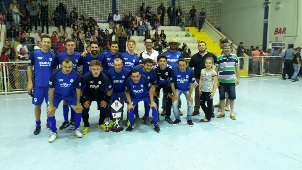 Conheça os campeões do Campeonato da Integração Rural de Ituporanga