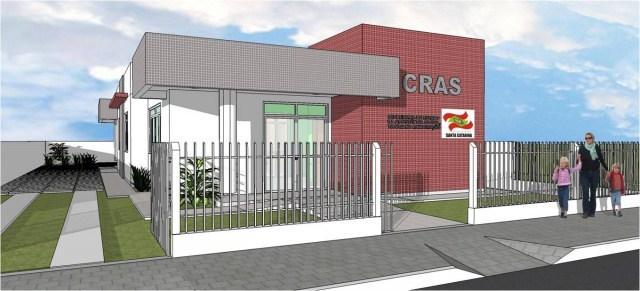 Construção do novo CRAS de Vidal Ramos inicia na semana que vem