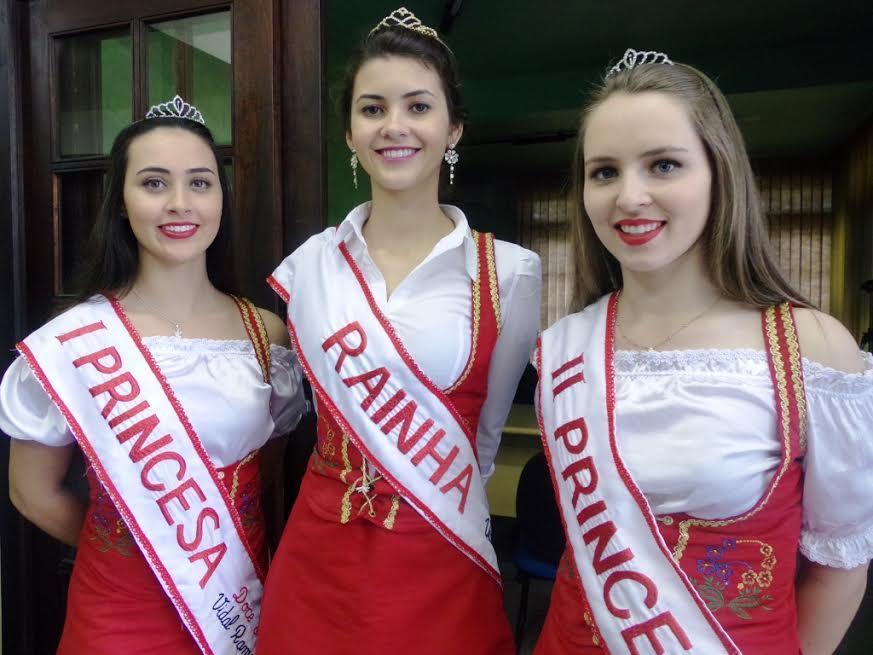 Coroa da Rainha da Doce Festa em Vidal Ramos será disputada por 15 candidatas