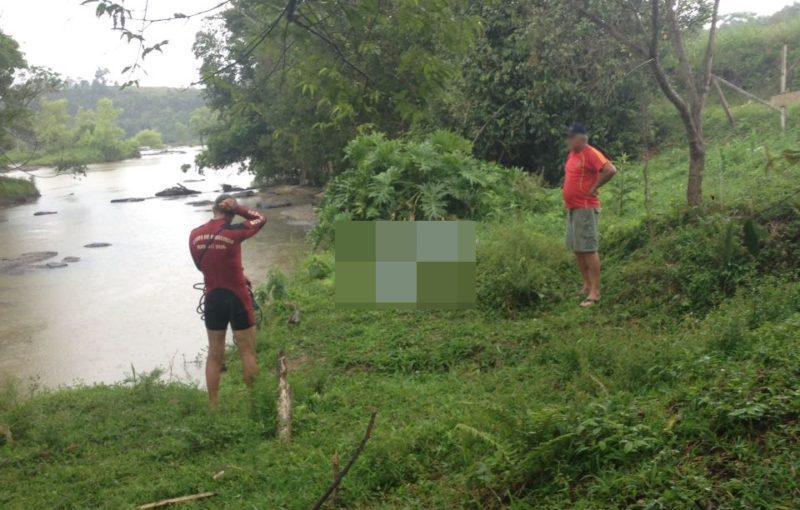 Corpo é encontrado em rio de Lontras