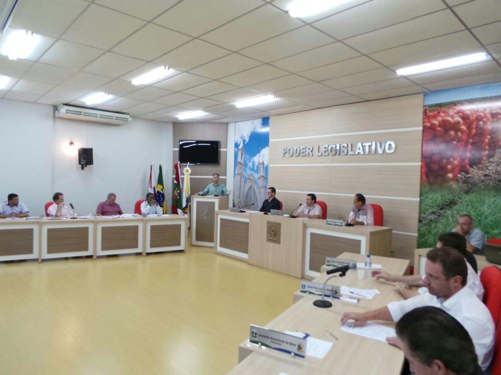 CPI do Asfalto é aprovada na Câmara de Vereadores de Ituporanga