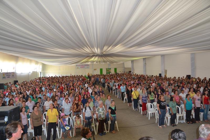 Cravil realiza neste sábado o 24º Encontro de Mulheres Cooperativistas