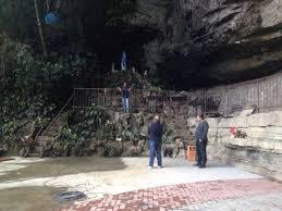 Defesa civil de Ituporanga tranquiliza fiéis sobre situação da Gruta Nossa Senhora de Lurdes em Ituporanga