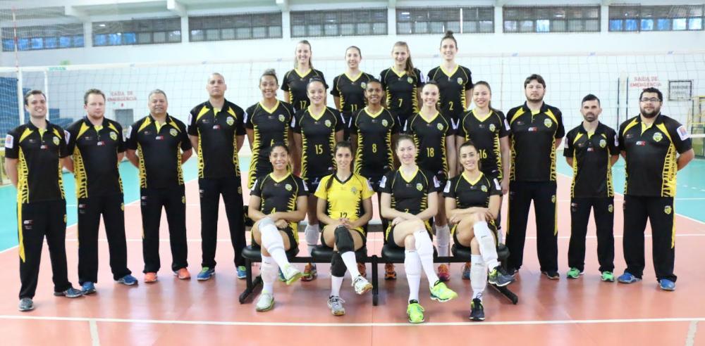 Definida a tabela da Superliga Feminina para o time de Rio do Sul