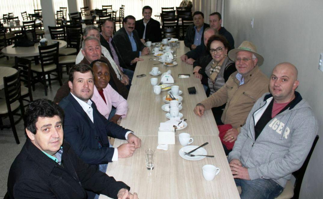 Deputada Dirce Heiderscheidt (PMDB) visita municípios da Região da Cebola