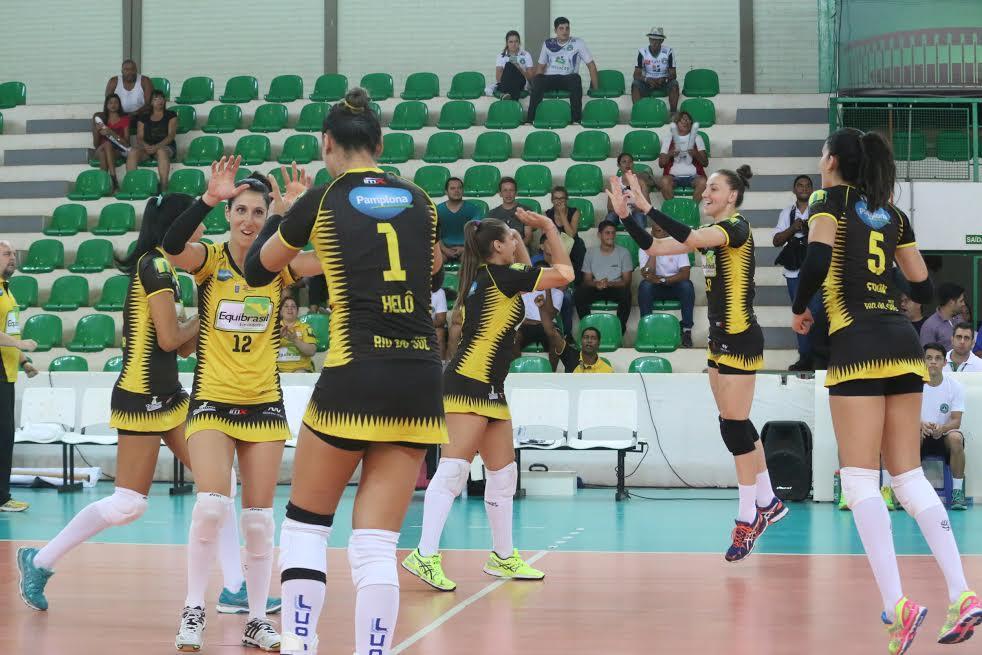 Desafio em São Caetano coloca Rio do Sul/Equibrasil frente a rival por vaga nos playoffs