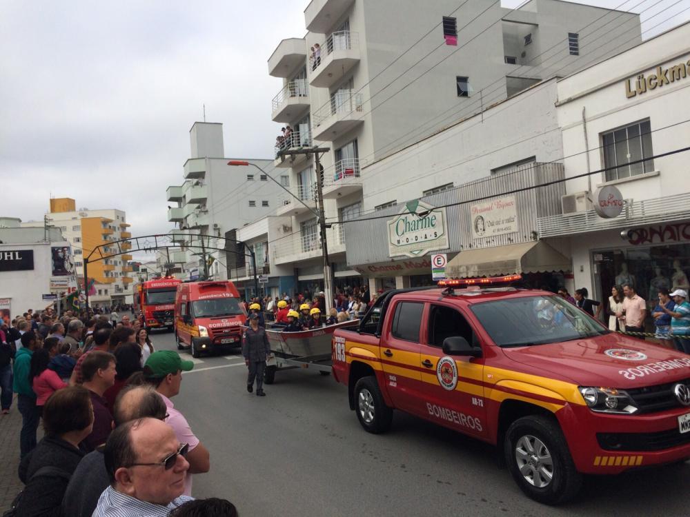 Desfile temático marcará sete de setembro em Ituporanga
