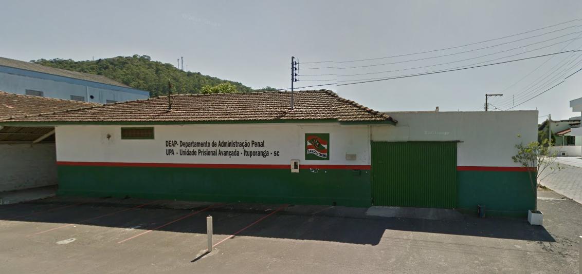 Diretor do DEAP vistoria estrutura da UPA de Ituporanga e garante que reabertura deve ocorrer em no máximo 120 dias