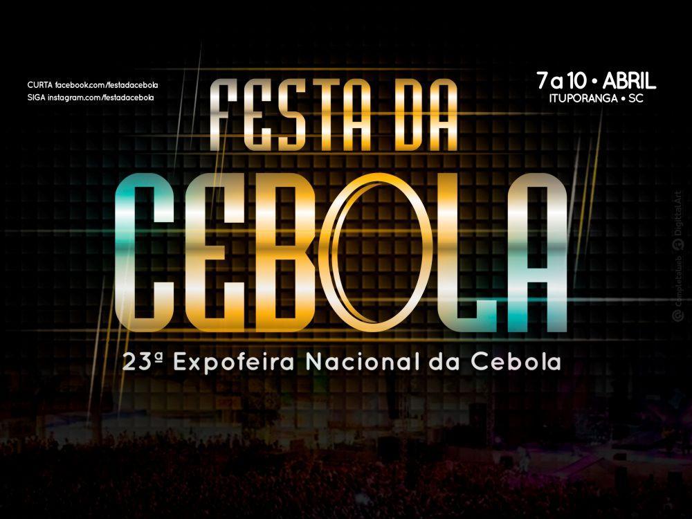 Divulgado o balancete oficial da 23ª Festa Nacional da Cebola