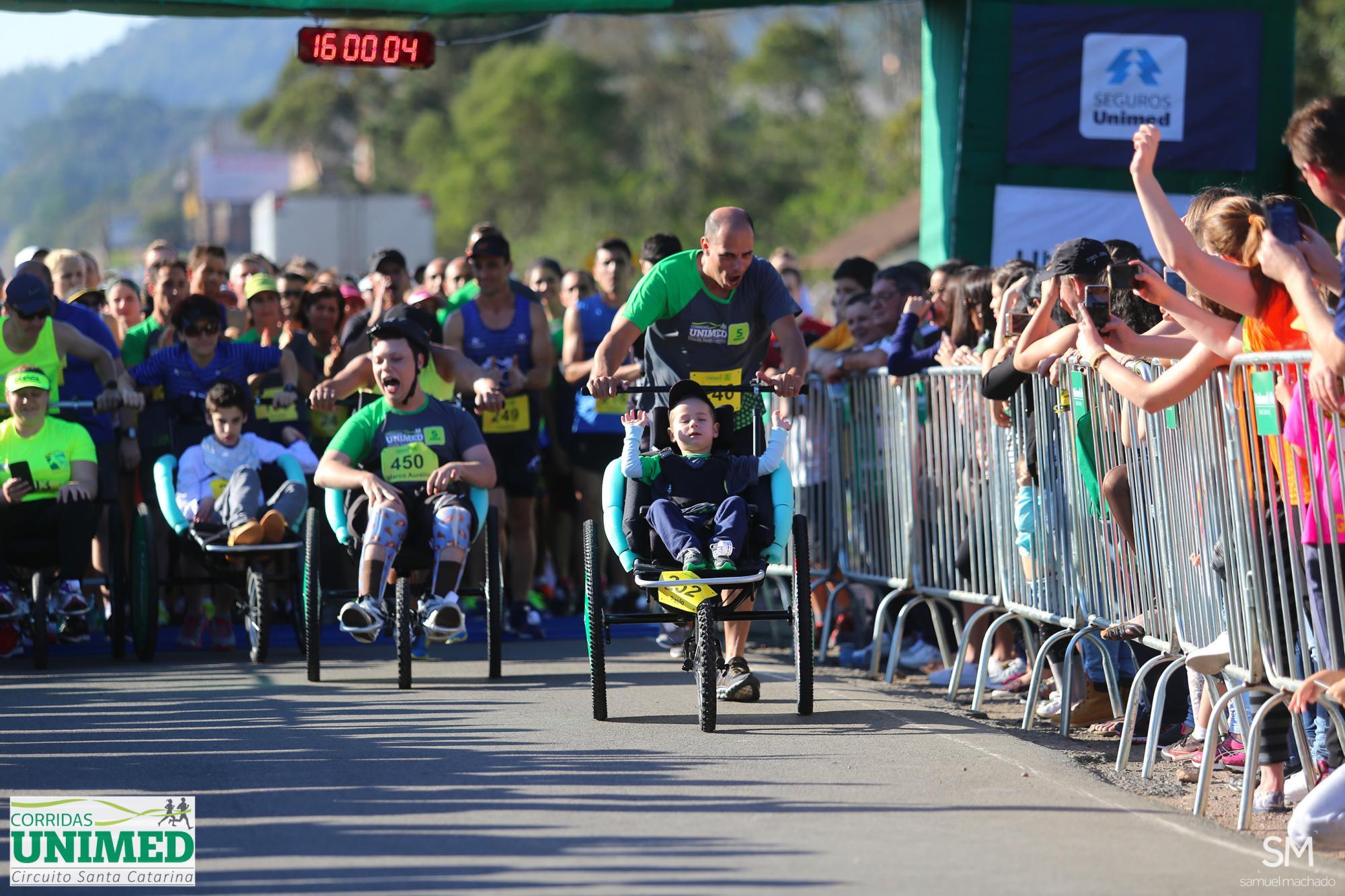 Domingo tem corrida em Rio do Sul