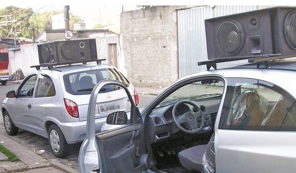 Resultado de imagem para uso de carros de som na campanha eleitoral 2016
