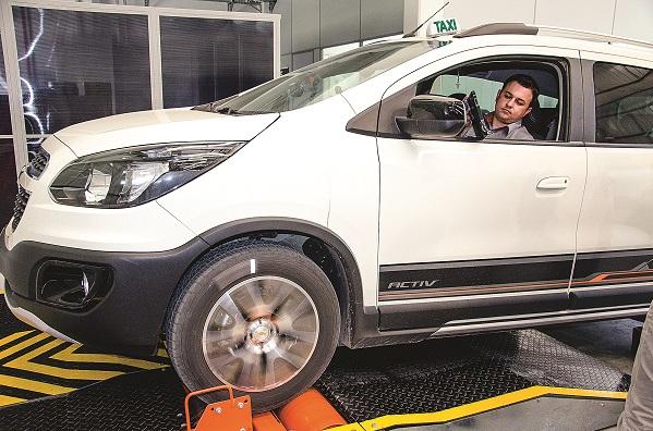 Empresa de Rio do Sul elabora Simulador de Táxi e recebe certificação para comercializar o equipamento
