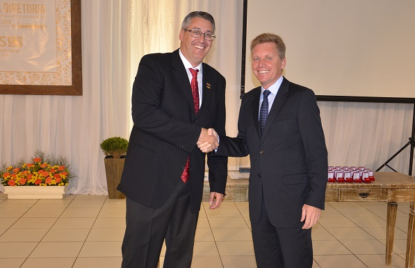 Empresário natural de Ituporanga é o novo presidente da Associação Comercial de Rio do Sul