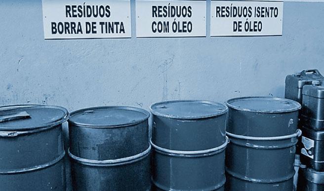 Empresas da CDL de Ituporanga legalizam ações para destinação de resíduos